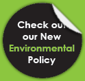 Check out our New Environmental Policy